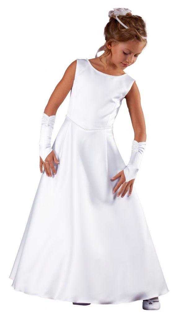 Sukienka komunijna S120